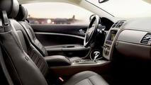 Jaguar XKR interior