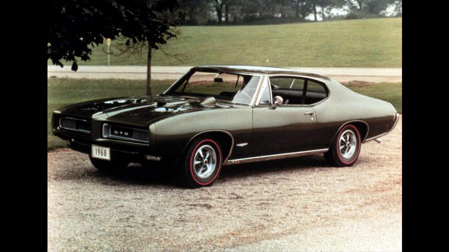 Addio all'ultima Pontiac per il mercato USA