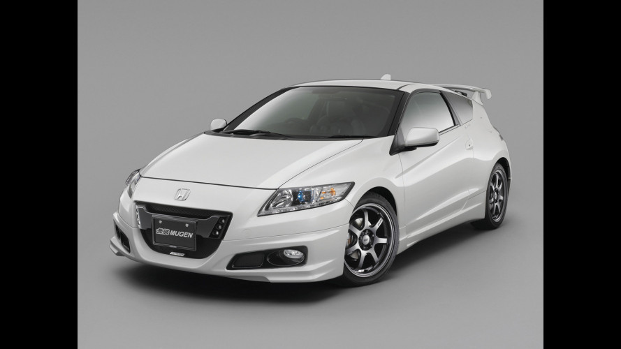 Honda CR-Z Mugen Euro, le prime foto
