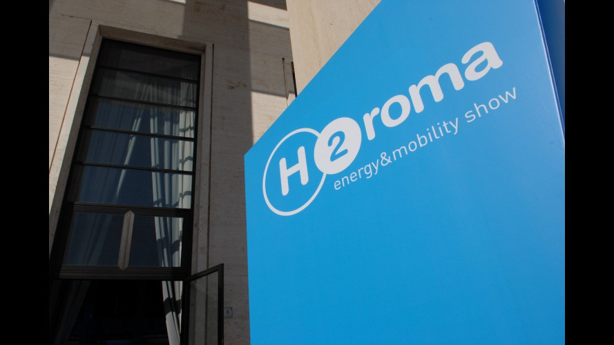 BMW ad H2Roma: