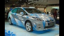 Toyota Prius farà rumore anche da elettrica