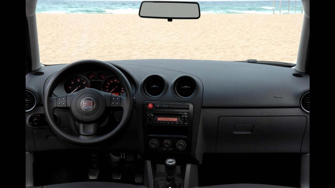 Seat Ibiza Ecomotive