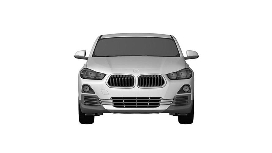 BMW X2 2018, primeras fotos filtradas