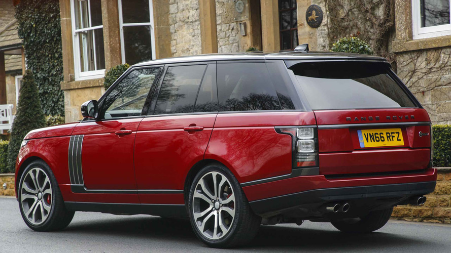Land Rover Says No To Seven-Seat Range Rover