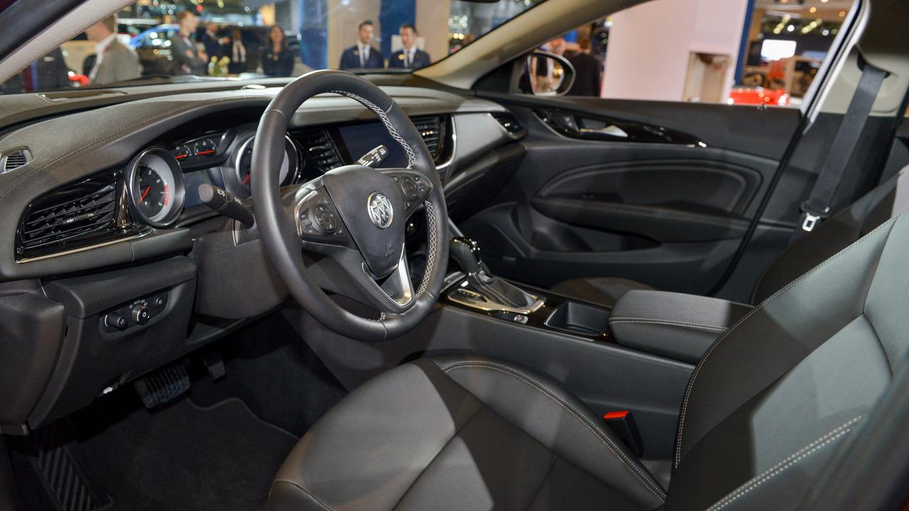 2018 Buick Regal Tourx Starts At Just Under 30k