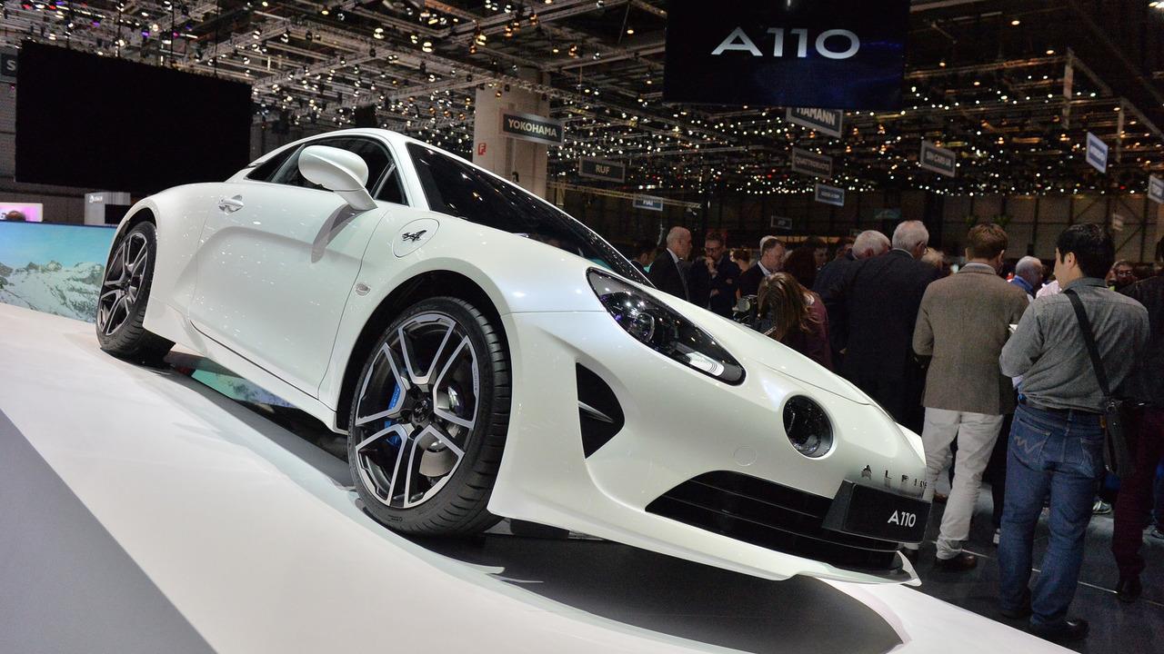 Alpine Wants A Porsche Macan-Beating SUV