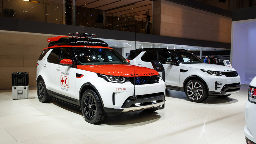 Land Rover Could Follow Jaguar's Lead On Special Project Vehicles