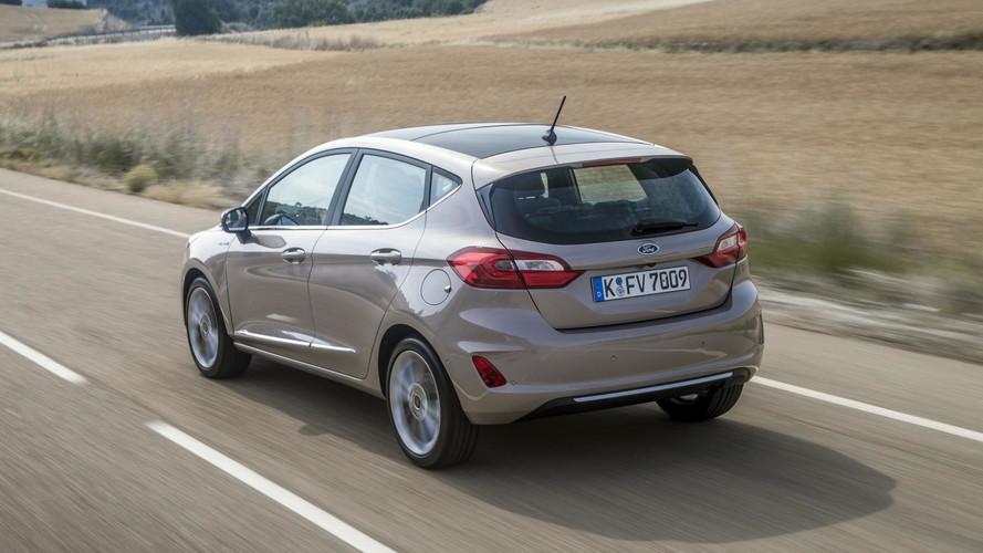 Ford Fiesta Vignale 2018 - Europa
