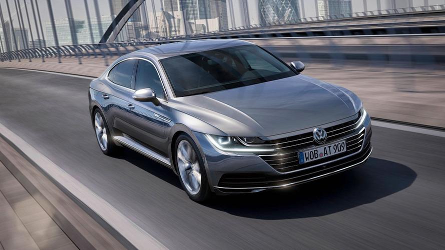 VW Arteon se apresenta com design invocado em Genebra