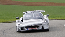 Dallara road car spy photo