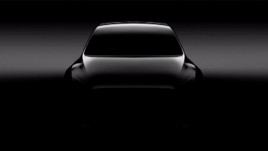 Tesla divulga primeiro teaser do Model Y, novo SUV compacto