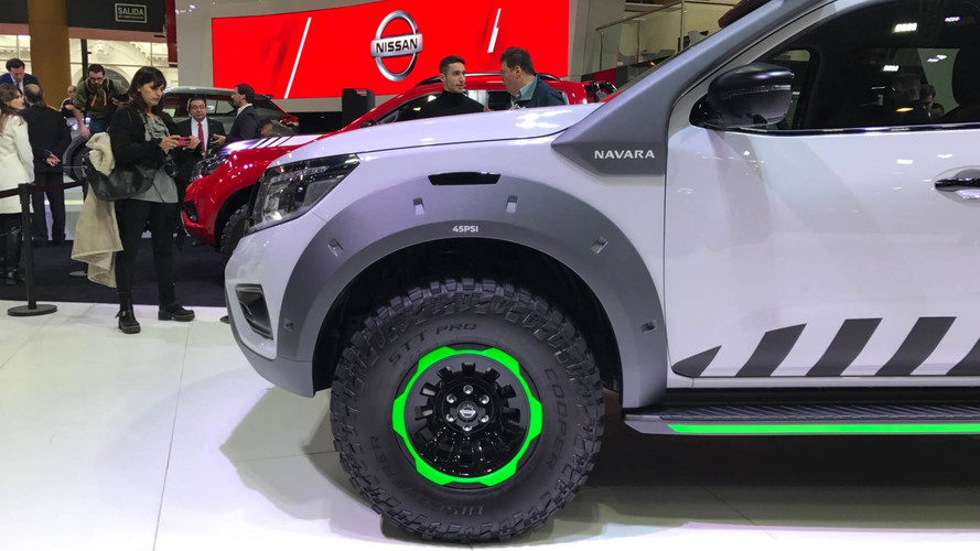 Nissan at the Buenos Aires motor show