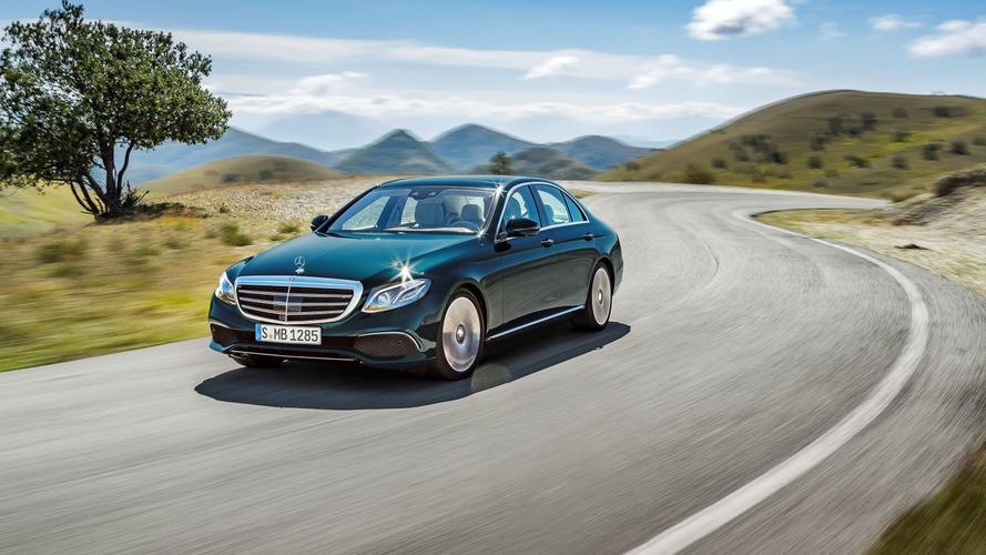 Mercedes E Serisi 1.6 litre hacimli motoruna kavuştu