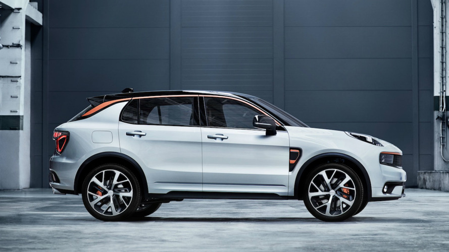 Chinese Lynk&Co 01 SUV to hit Europe this year