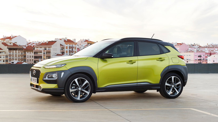 Hyundai Reveals Its New 2018 Kona SUV