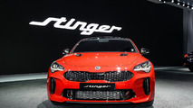 2018 Kia Stinger at the Seoul Motor Show