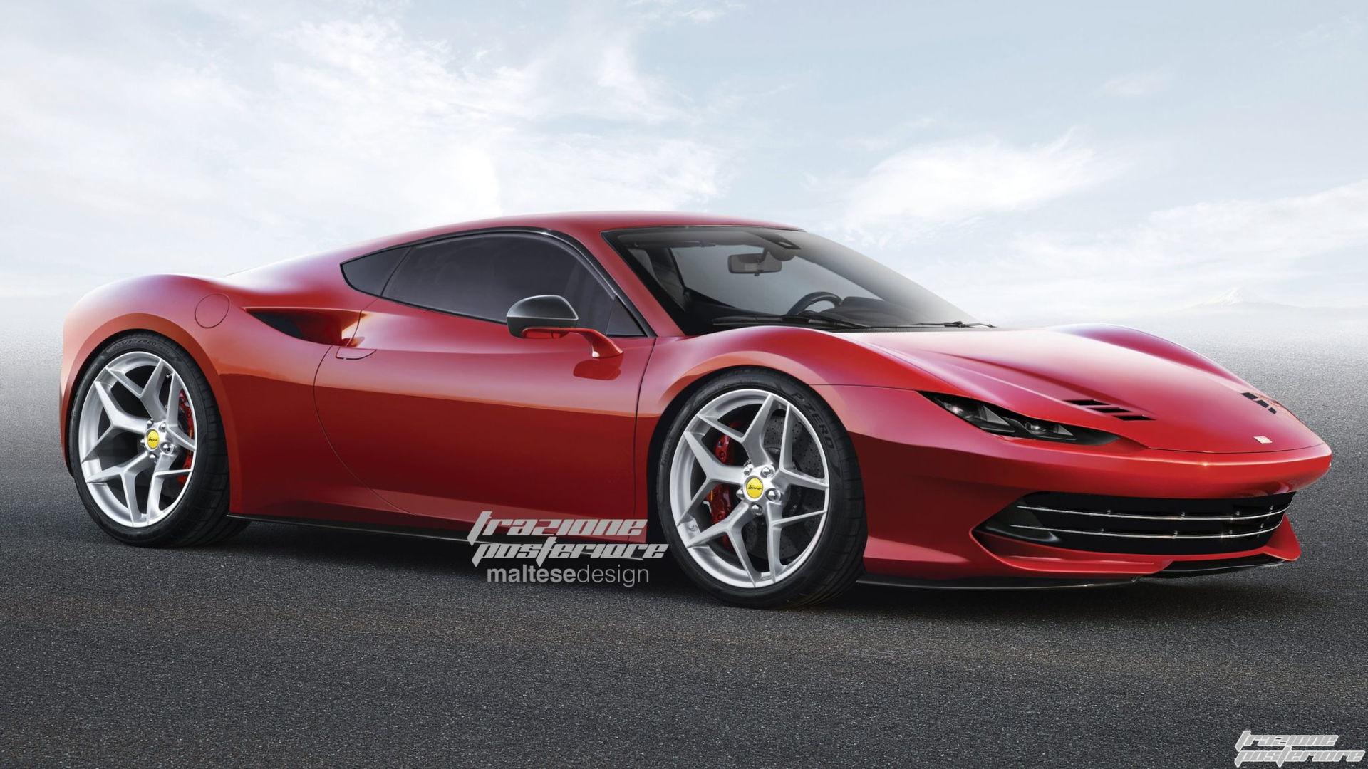 Ferrari Dino 2019 >> Ferrari Dino Rumors Persist, And So Do The Renders