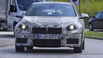 2019 BMW 1 Series spy photos