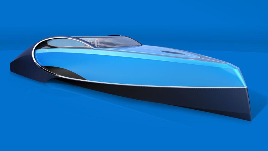Bugatti Chiron, et maintenant, la version yacht de luxe !