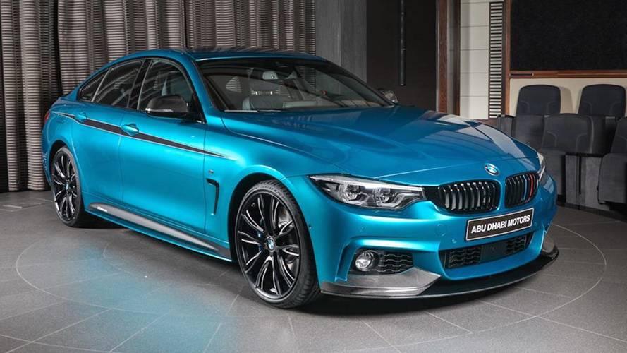 BMW 440i Gran Coupe M Performance Kit