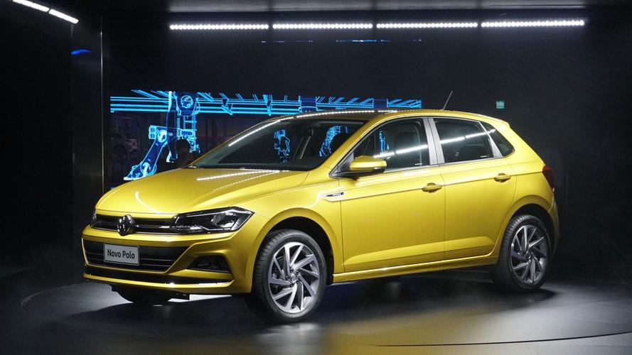 Volkswagen lança novo Polo no Brasil – veja versões, conteúdos e preços