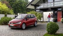 2018 VW Golf Sportsvan facelift