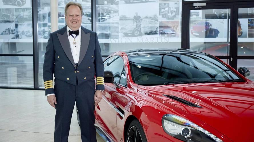 Voiture Dyson : Aston Martin est sceptique