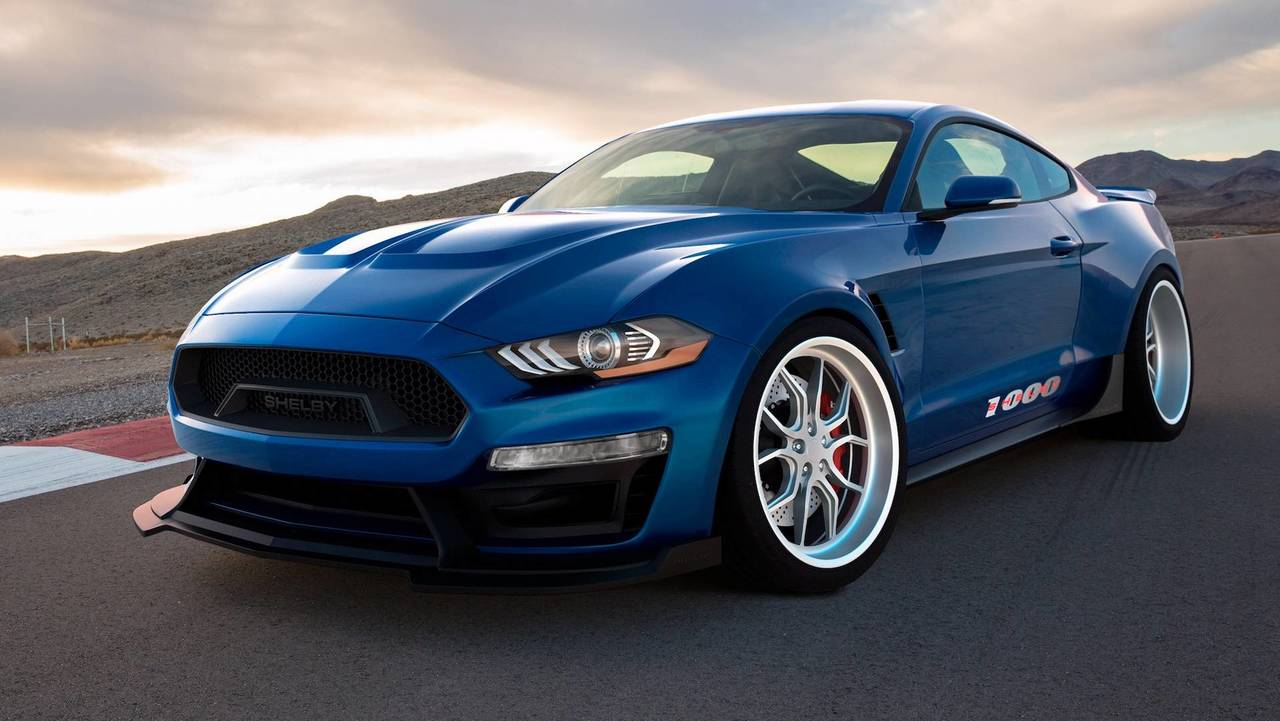 Shelby 1000 2018