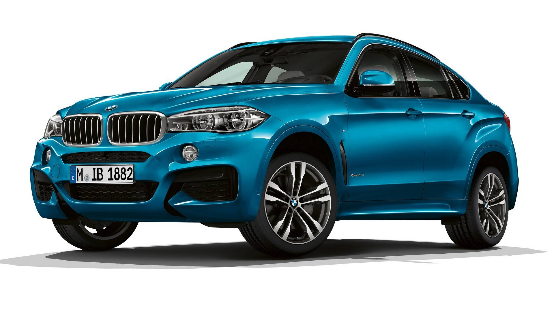 bmw x5 special edition x6 m sport edition put the s in suv. Black Bedroom Furniture Sets. Home Design Ideas