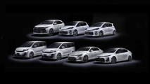 Toyota GR Sports Car Range in Japan
