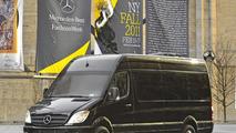 Mercedes-Benz Sprinter transformed into luxury cruiser by Brilliant Van