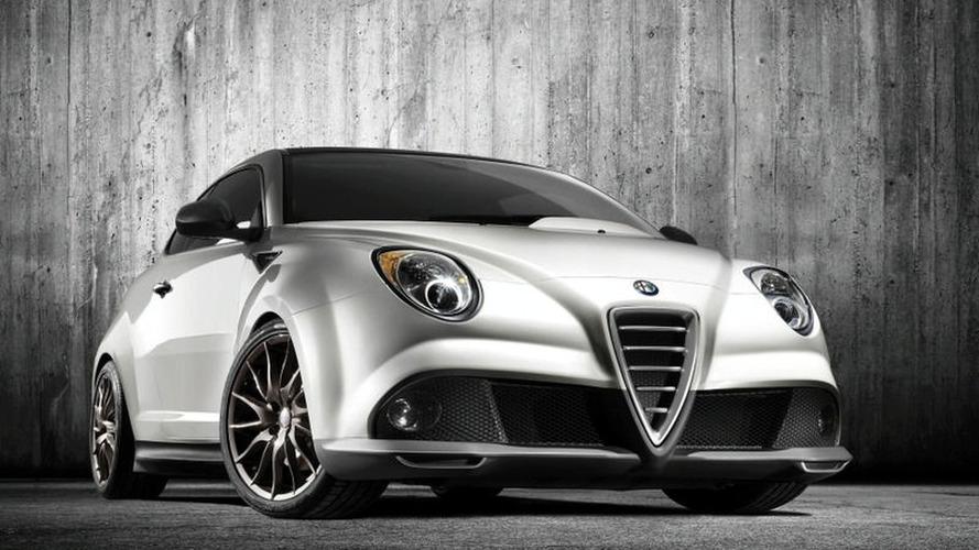 Alfa Romeo MiTo GTA First Image - Rendered or Real?