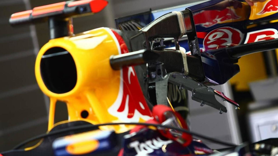 Red Bull abandons F-duct for Turkey GP