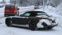 2012 Mercedes-Benz SLS AMG Roadster spied 24.01.2011