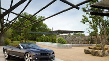 Chevrolet Camaro Convertible for Neiman Marcus Christmas Book