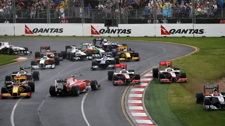 Aus government defends huge F1 race loss