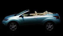 Nissan Murano CrossCabriolet teased for LA debut