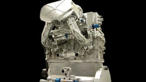 Ilmor 700cc five-stroke petrol turbo engine
