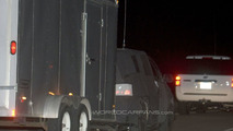 Next generation US market 2011 Honda Odyssey spied night testing