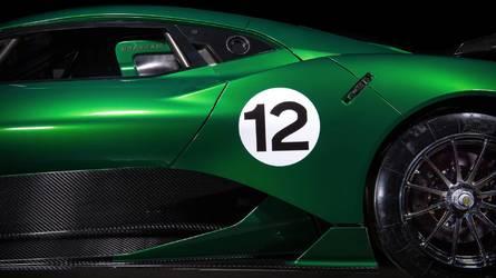 Videó: versenypályán tombol a Brabham BT62