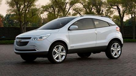 Conceitos esquecidos: Chevrolet GPiX criou grande expectativa para o Agile