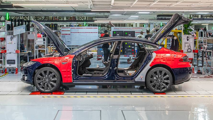 Tesla prepara la fabbrica in Cina per il 2020