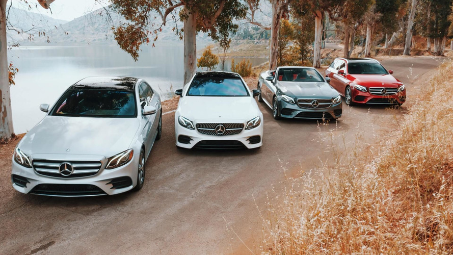 2019 Mercedes E450 Models Announced For U.S. With More Power