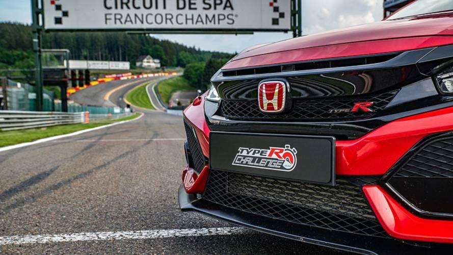 Spa-Francorchampsban is rekordot döntött a Honda Civic Type R