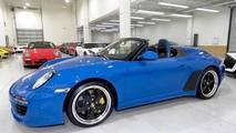 2011 Porsche 911 Speedster For Sale