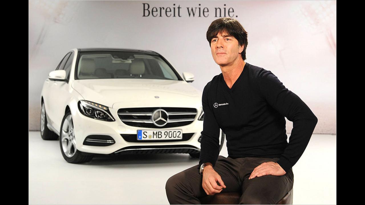 Joachim Löw: Mercedes