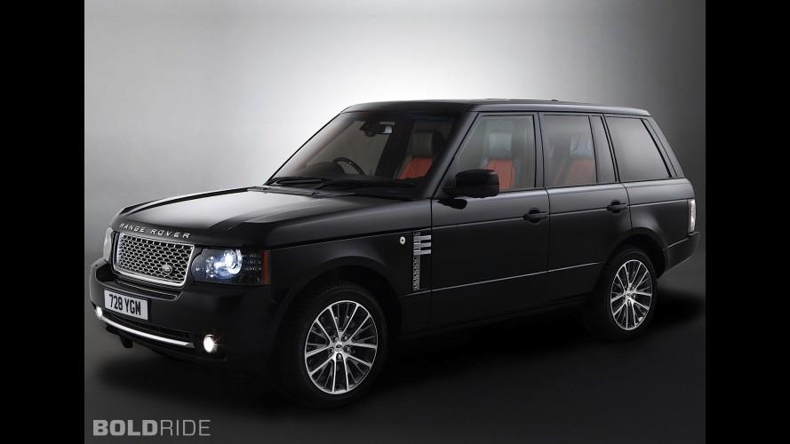 Land Rover Range Rover Autobiography Black