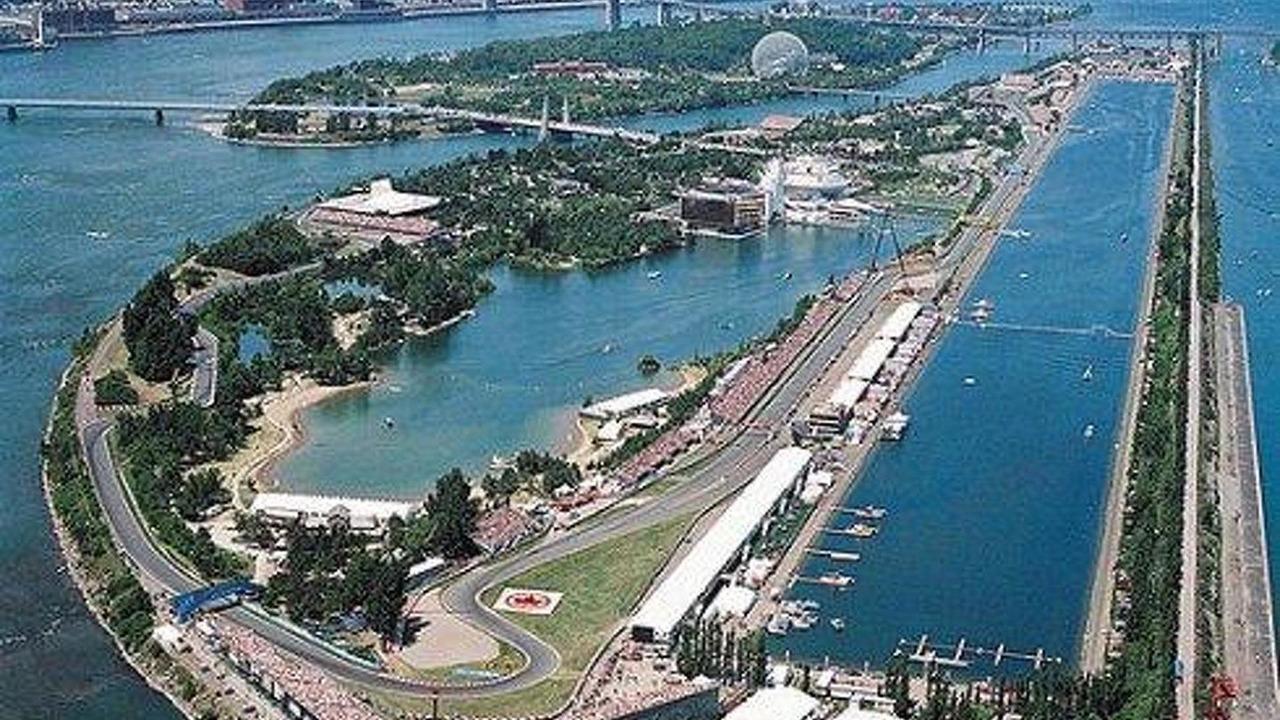 Canada Circuit Gilles Villeneuve / f1madness.co.za