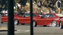 BMW M235i Coupe stars in 'drift mob show' in Cape Town [videos]
