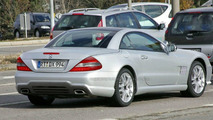 Mercedes SL Facelift Uncovered via Photoshop